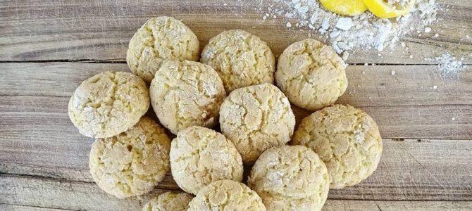 Biscotti al limone: la ricetta senza pensieri!