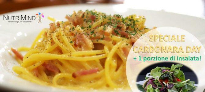 Spaghetti alla Carbonara: la ricetta del Nutrizionista