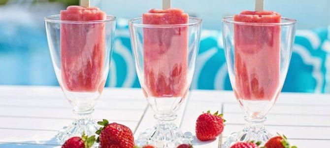 Ghiaccioli cremosi di frutta e yogurt: merenda per tutti