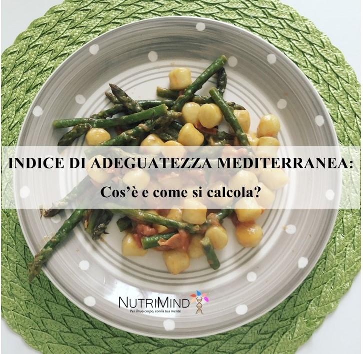 indice di adeguatezza mediterranea